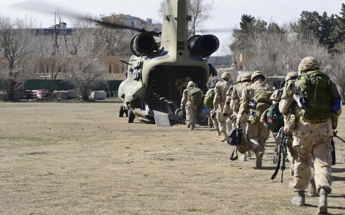 Kanada sõjaväelased.