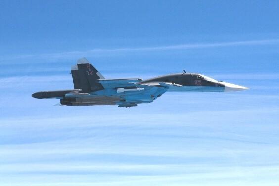 Su-34.