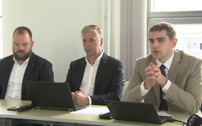 Aadu Polli, Margus Kohava, and Meelis Oidjärv.