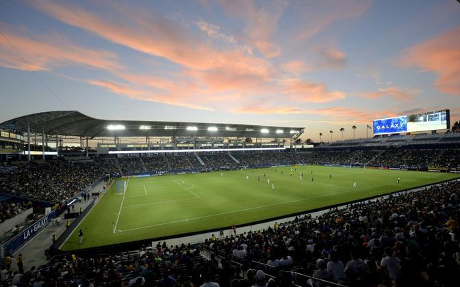 Los Angeles Galaxy - Vancouver Whitecaps
