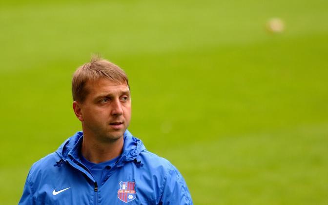 Tallinna FC Flora - Paide Linnameeskond / Vjatšeslav Zahovaiko