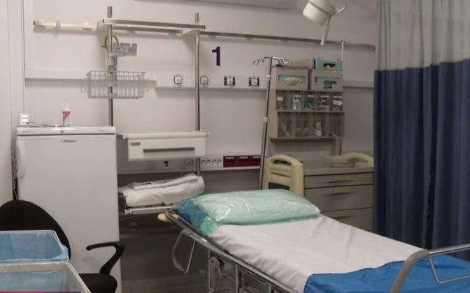 Haiglapalat.