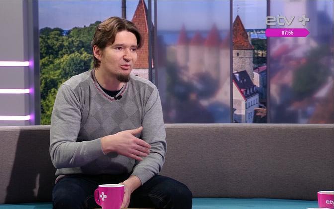 Политолог и редактор портала rus.err.ee Андрей Крашевский