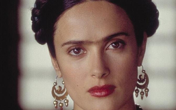 Salma Hayek filmis