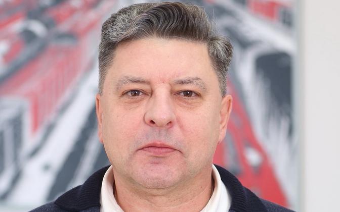 Sergei Fedorenko.