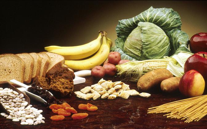 Nn igavad toitumissoovitused on endiselt omal kohal.