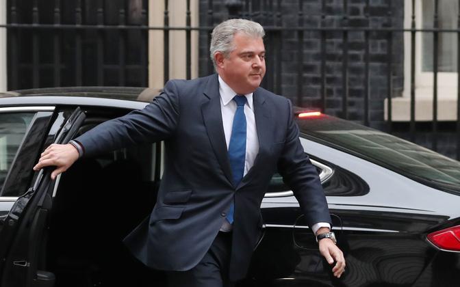 Immigratsiooniminister Brandon Lewis sai Konservatiivse Partei uueks esimeheks.