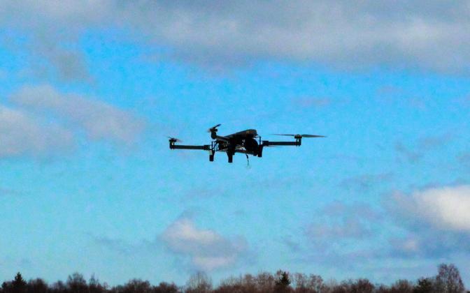 PPA's new drone.