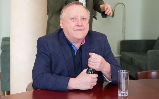 Vjatšeslav Leedo was the largest single donor to any political party in Estonia in Q3 2018, giving €45,000 to Reform, who also happened to be the largest recipient of donations as a whole.