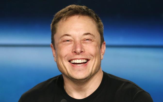 SpaceX'i ja Tesla tegevjuht Elon Musk.