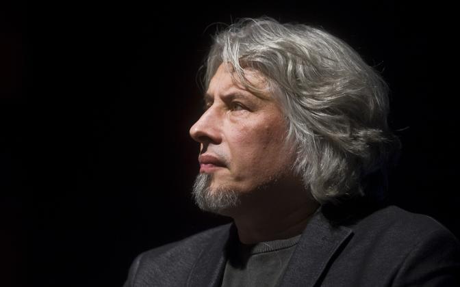 Vladimir Sorokin 2011. aastal Big Book Prize'i kirjandusauhinnate jagamisel Venemaal.