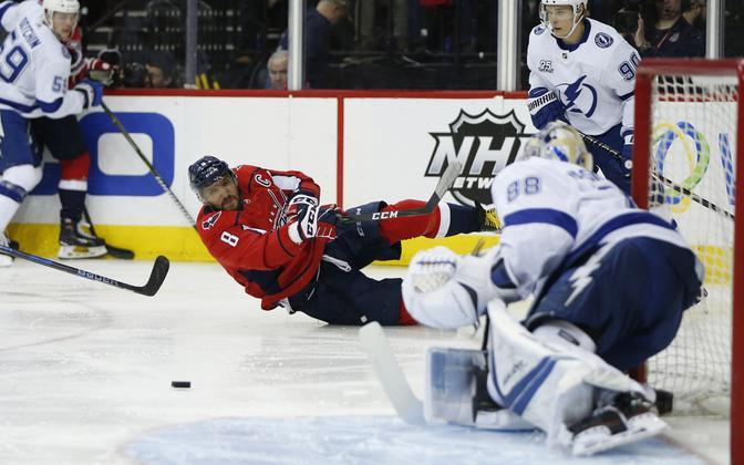 Washington Capitals - Tampa Bay Lightning