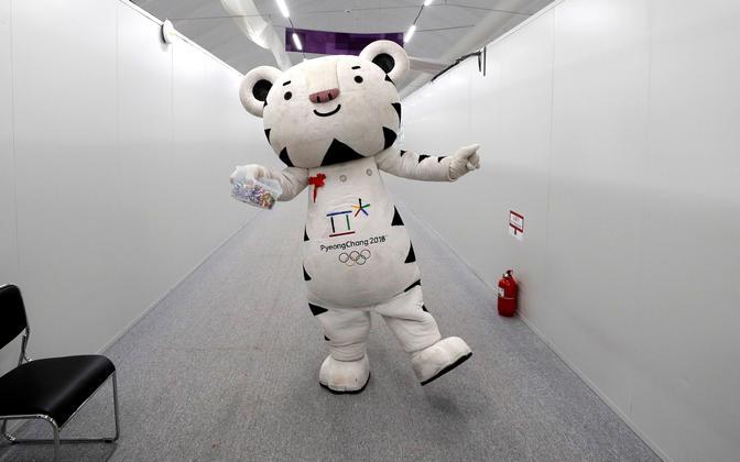 Olümpiamaskott Soohang