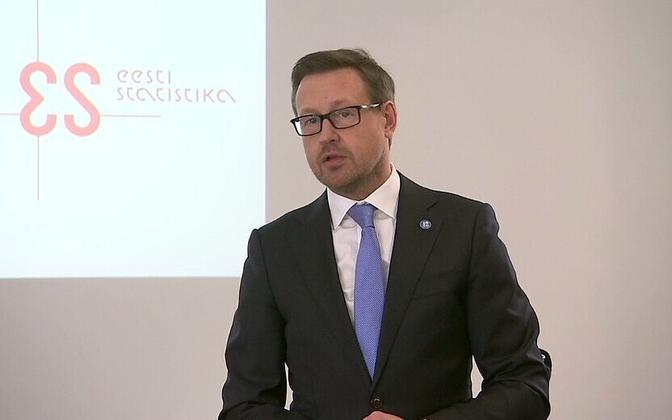 Statistikaameti direktor Mart Mägi