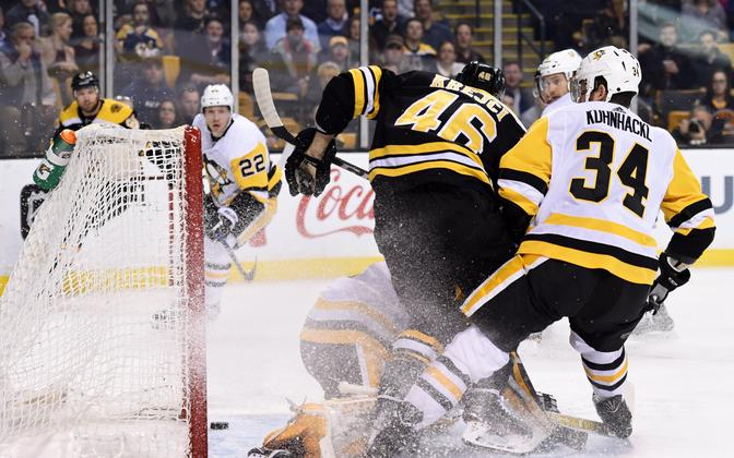 Boston Bruins - Pittsburgh Penguins