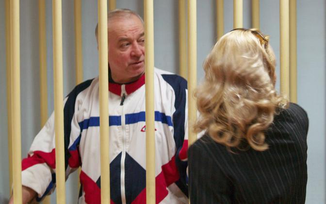 Sergei Skripal 2006. aastal.