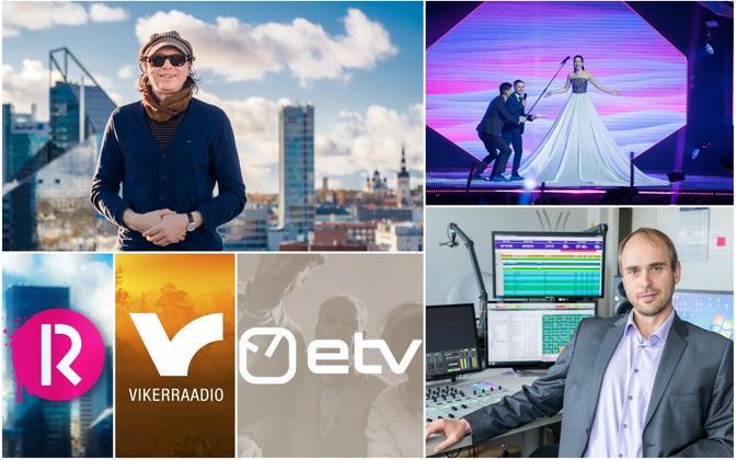 Eesti Muusikaettevõtluse Auhinnad 2018 nominentide seas on mitmed ERR-i tegijad