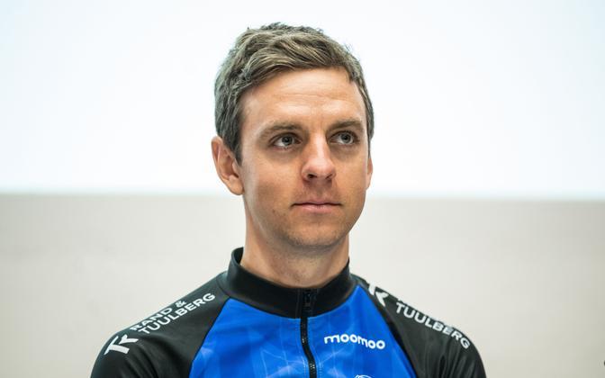 Tanel Kangert in 2018.