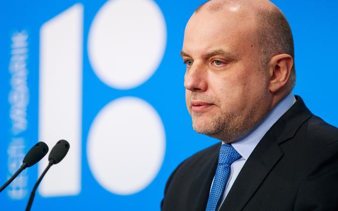 Eesti kaitseminister Jüri Luik