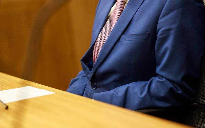 Ülikond. Foto on iilustratiivne.