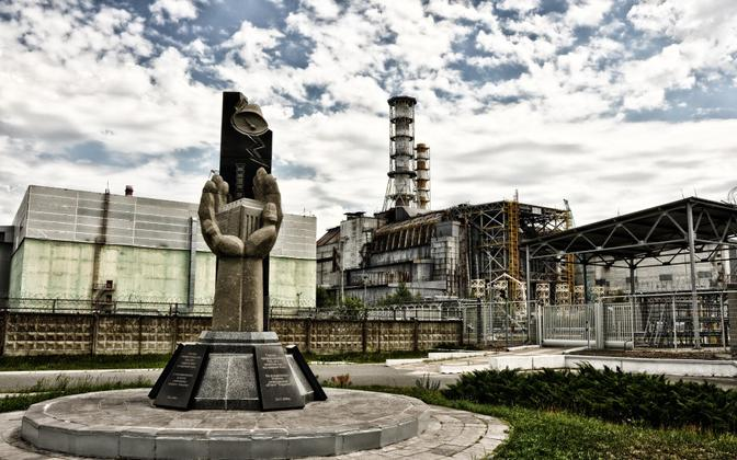 Чернобыльская АЭС. Иллюстративное фото.