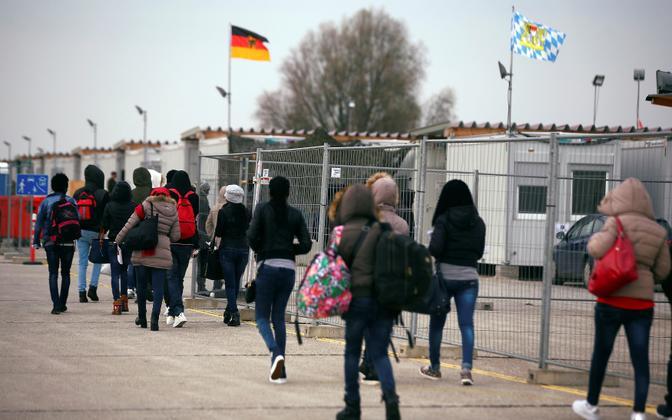 Migrandid Saksamaal.