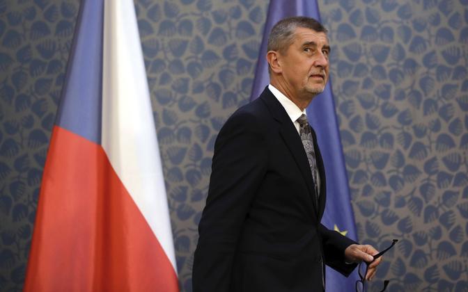 Prime Minister of the Czech Republic Andrej Babiš.