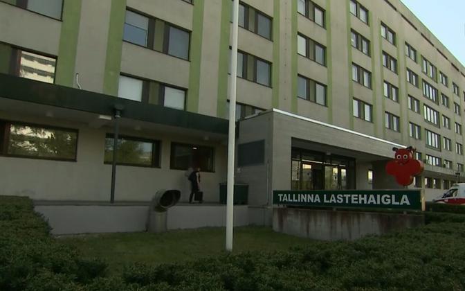 Tallinna lastehaigla.