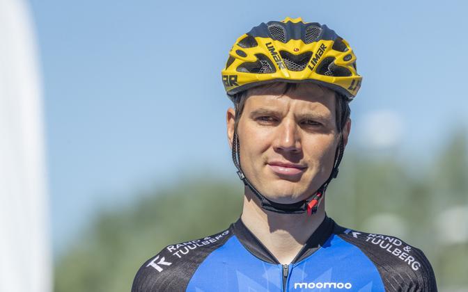 Tour of Estonia I etapp, Rein Taaramäe