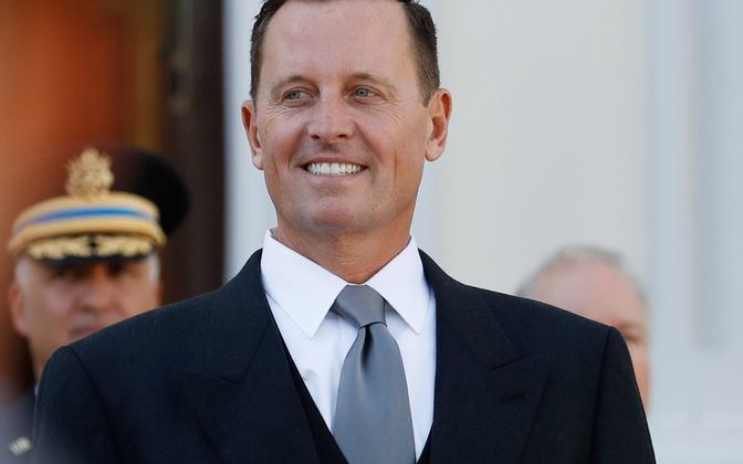 USA suursaadik Saksamaal Richard Grenell.