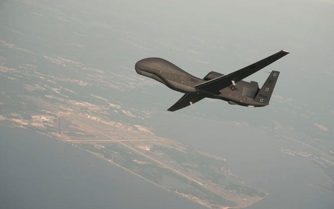 RQ-4 Global Hawk droon.
