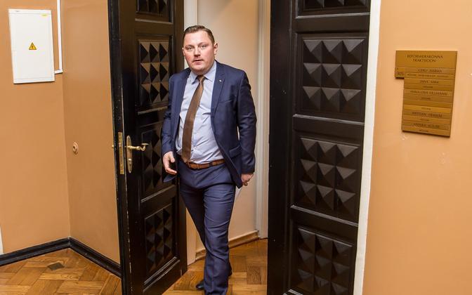 New TLT boss Deniss Boroditš-