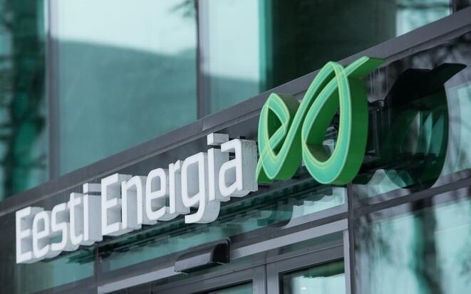 Eesti Energia's headquarters in Tallinn.