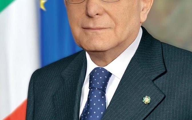 Itaalia president Sergio Mattarella