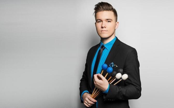 2018 Klassikatähed winner and Eurovision Young Musician entrant Tanel-Eiko Novikov