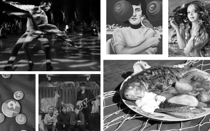 Culture.ee publishes a weekly roundup of event recommendations for the week every Monday.