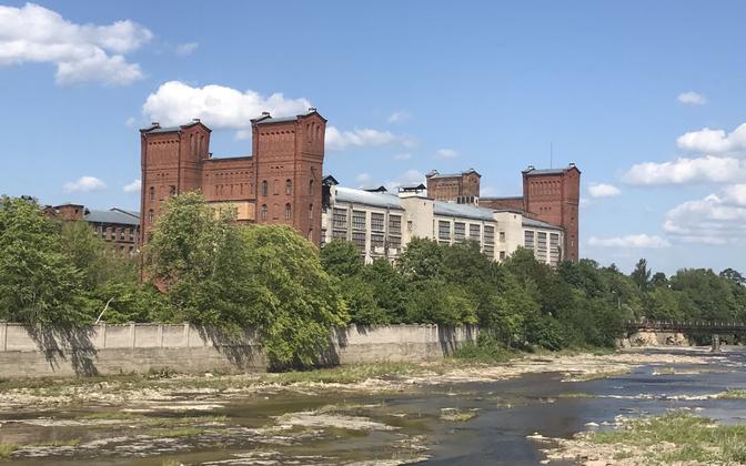 Kreenholm Narvas