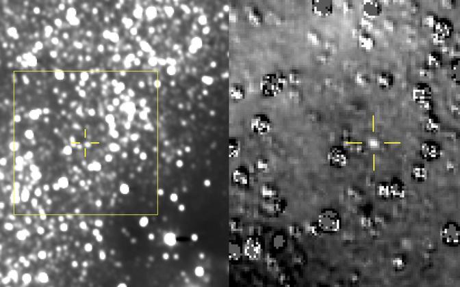 Neptuuni-tagune objekt MU-69.