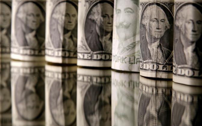 Türgi liirid ja USA dollarid.