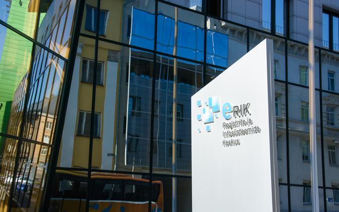 The RIK's offices in Tallinn.