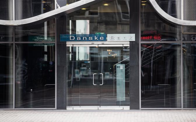 Danske Bank's Estonian branch.