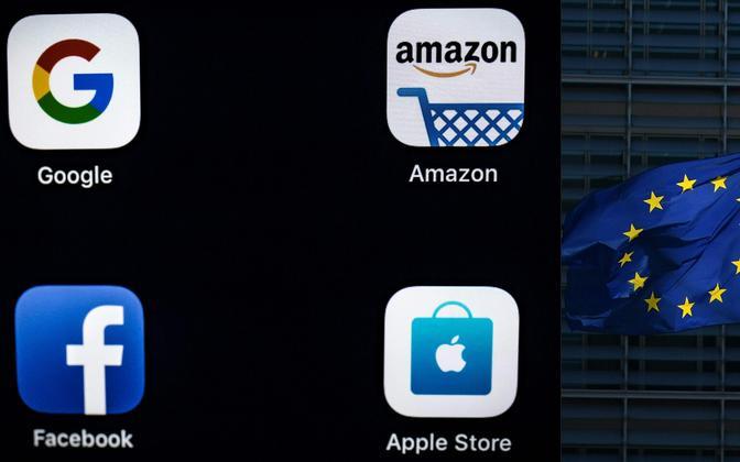 Tehnoloogiahiiud ja EL.