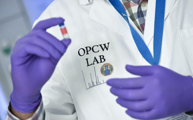 OPCW.