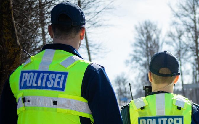 Estonian PPA personnel (picture is illustrative).
