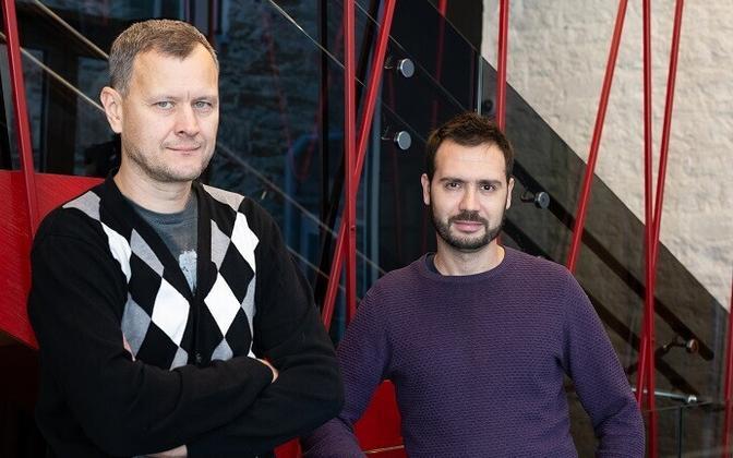 Leino Rei ja Jevgeni Moissejenko