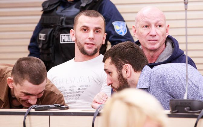 Kemerovo grupeeringu kohtuprotsess.