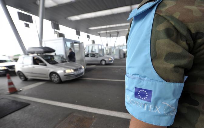 Frontex.