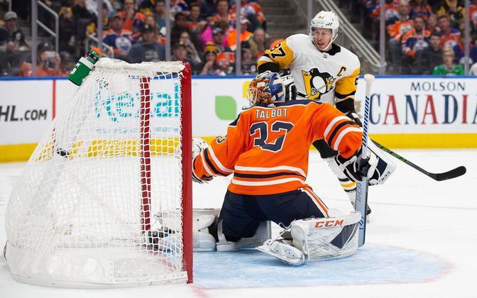 Crosby viskas Oilersile kaks väravat