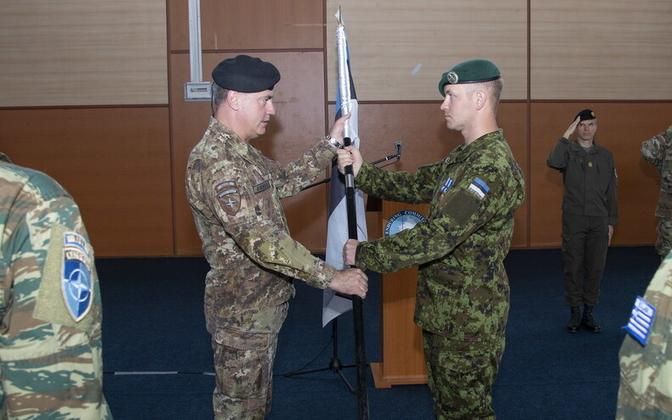 After 19 years, the EDF concluded its participation in the NATO-led KFOR this week. 30 October 2018.