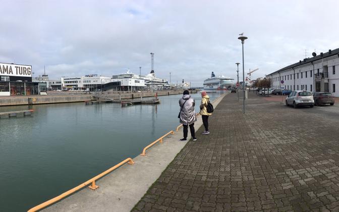 Admiraliteedi bassein.